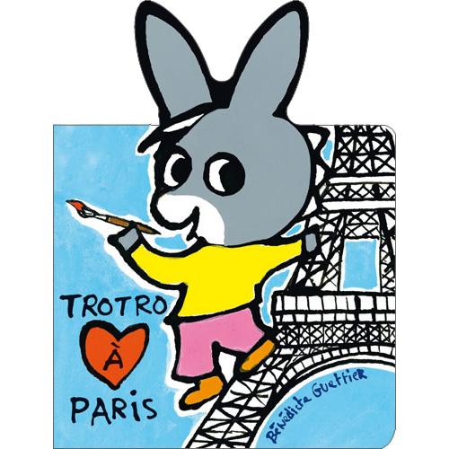 Trotro paris 9782070652785 little linguist - Trotro france 5 ...